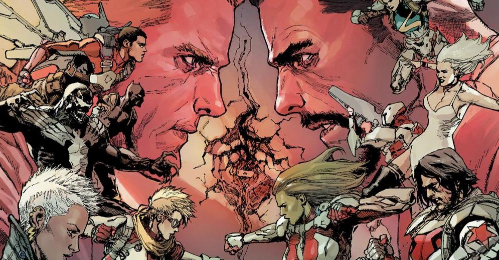 """""""Civil War"""" z 2015 roku to najciekawszy komiks Marvela od lat"""