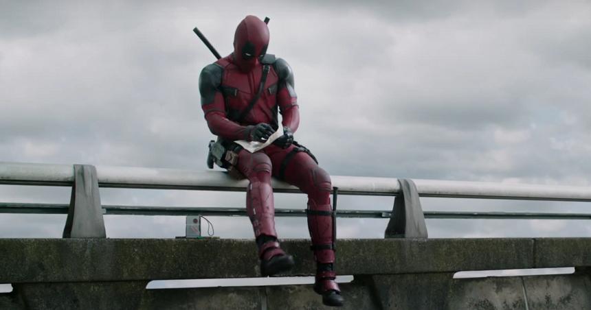 """Pełny zwiastun filmu """"Deadpool"""" to coś, co chcesz obejrzeć"""