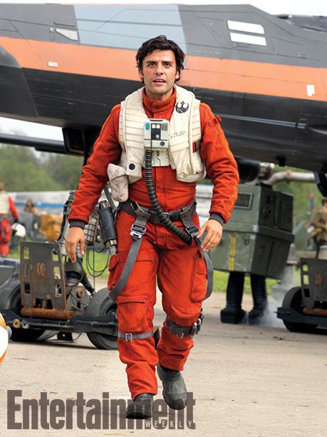 star wars the force awakens poe
