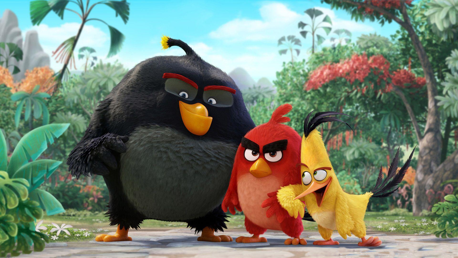 """Jest już trailer """"The Angry Birds Movie""""! W Pixar mogą spać spokojnie"""