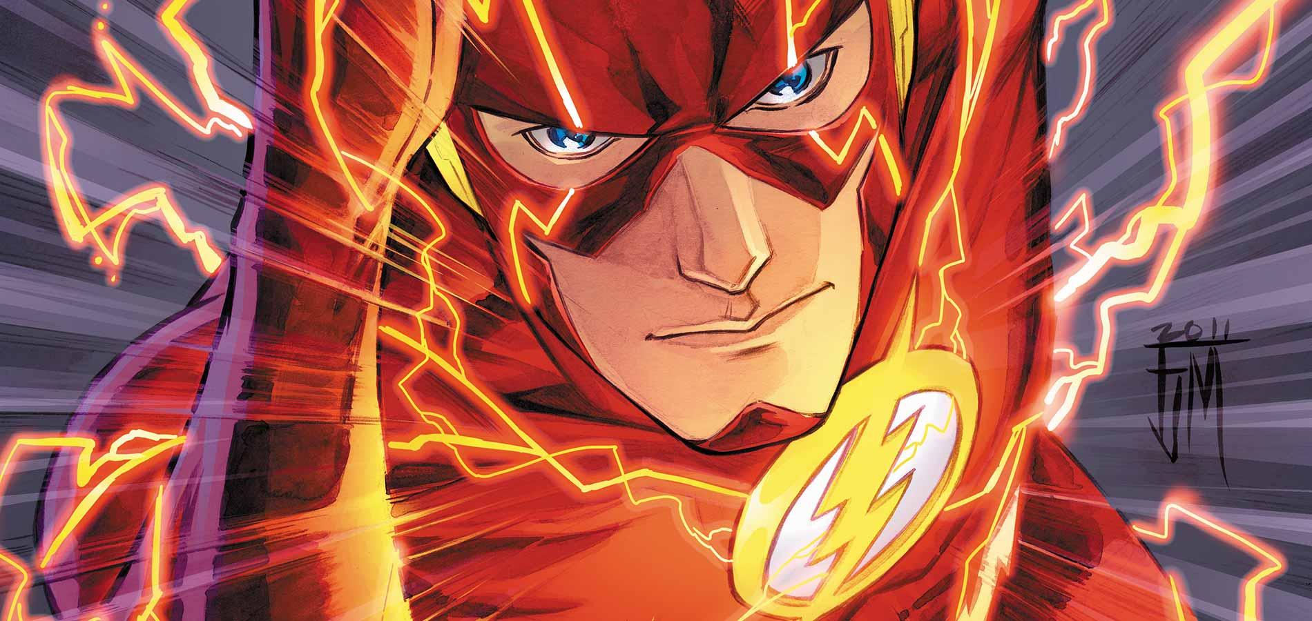 """Filmowy """"Flash"""" w rękach debiutanta"""