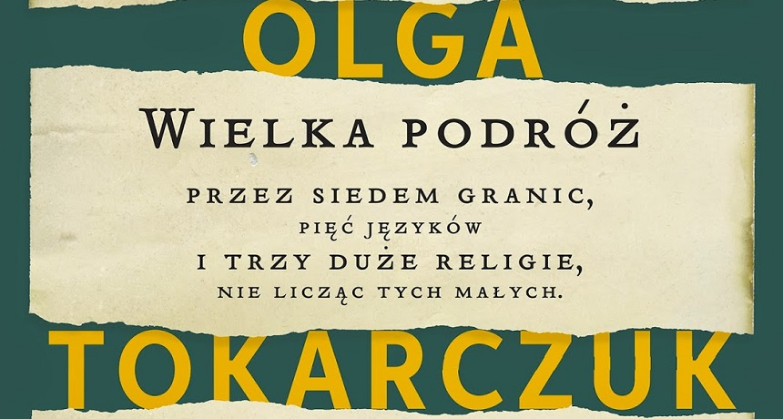 "Nagroda Literacka ""Nike"" 2015 dla Olgi Tokarczuk za ""Księgi Jakubowe"""