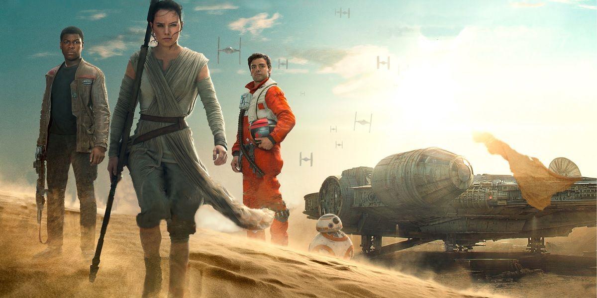 Star Wars The Force Awakens Finn