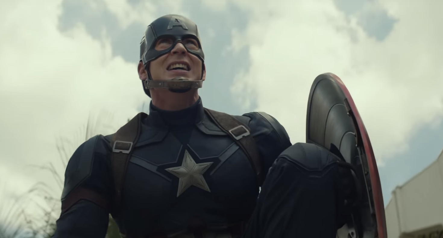 """Co za niespodzianka! Udostępniono pierwszy zwiastun """"Captain America: Civil War"""""""