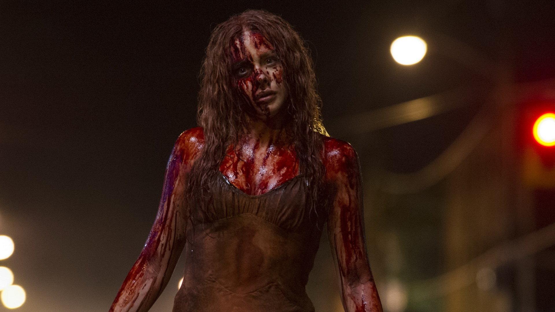 Kapitalny materiał wideo o sztucznej krwi w historii światowego kina