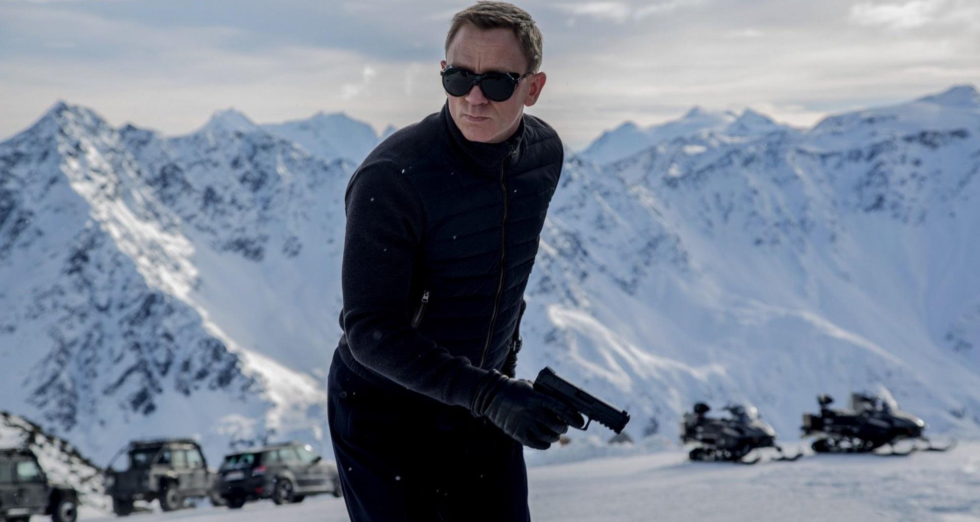 Daniel Craig potwierdził, że znowu wcieli się w Agenta 007