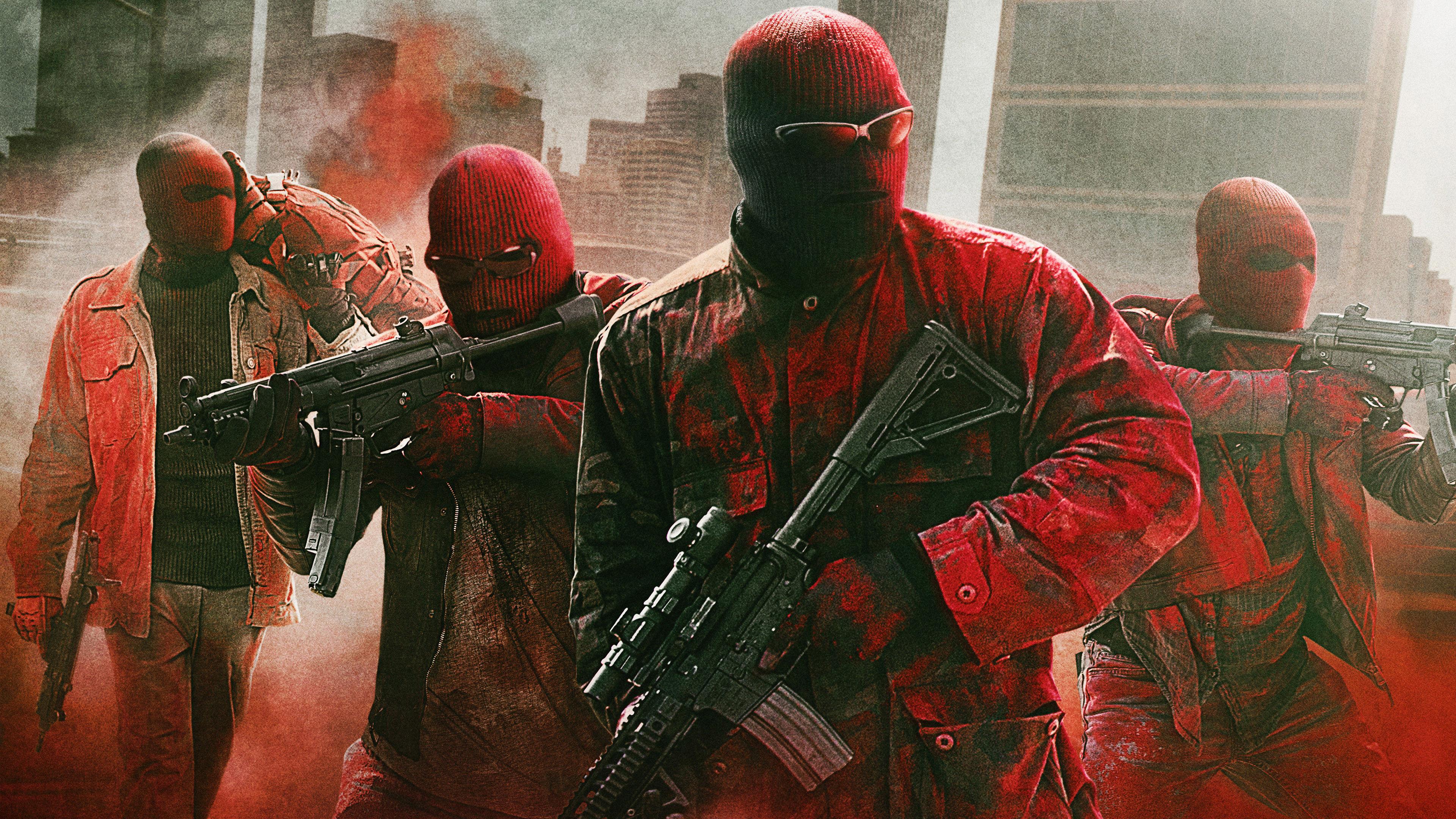 """""""Triple 9"""" wyrasta na najciekawszy gangsterski film akcji nowego roku. Co za obsada!"""