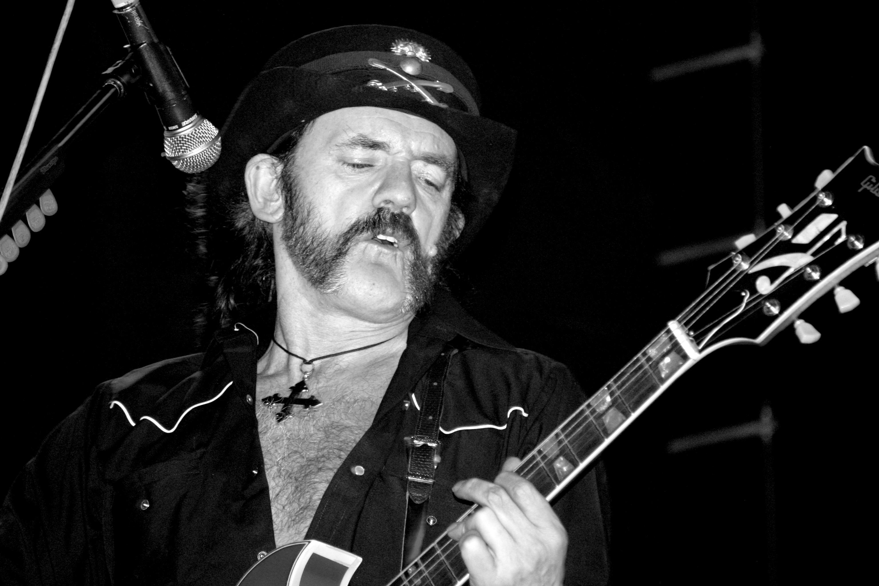 Zmarł Lemmy Kilmister, frontman zespołu Motörhead