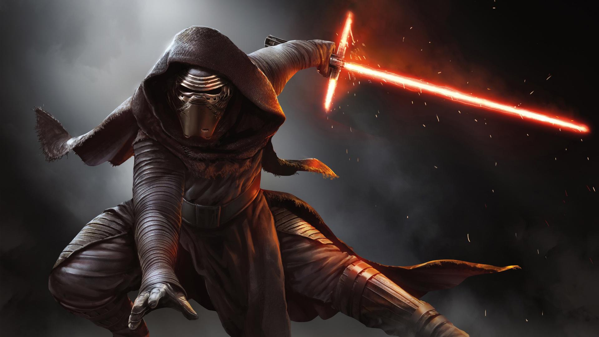 """Adam Driver zapowiada, że 8 część """"Gwiezdnych wojen"""" będzie jak """"Imperium kontratakuje"""""""