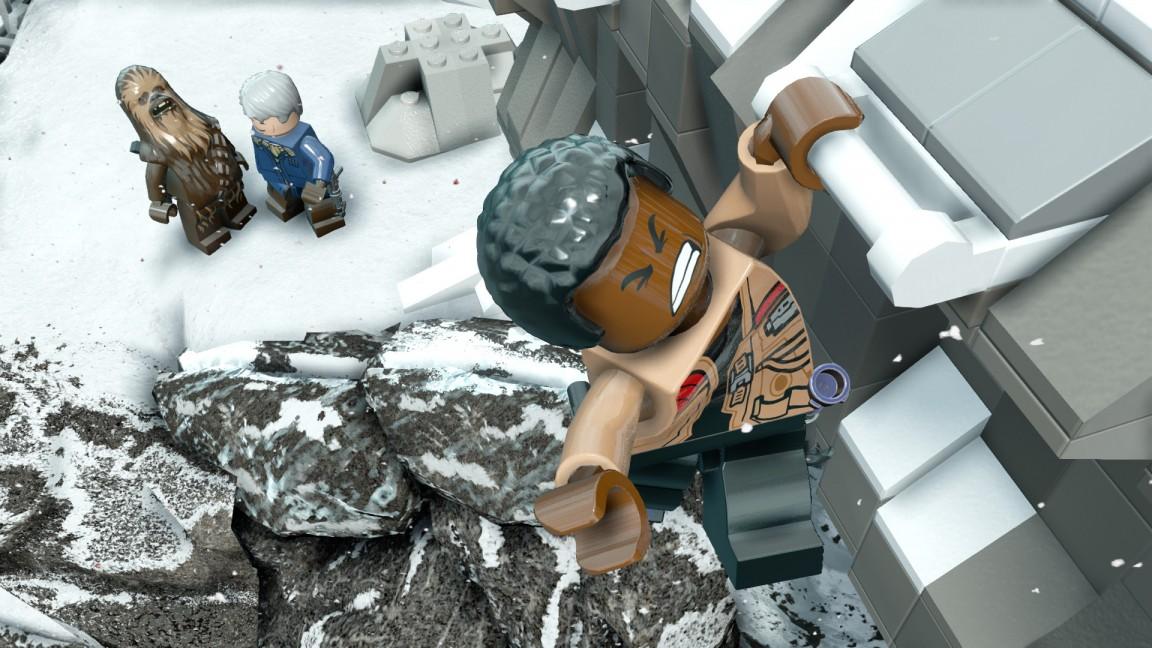 Zwiastun LEGO Star Wars: The Force Awakens to najlepsza przeróbka Przebudzenia Mocy, jaką widziałem