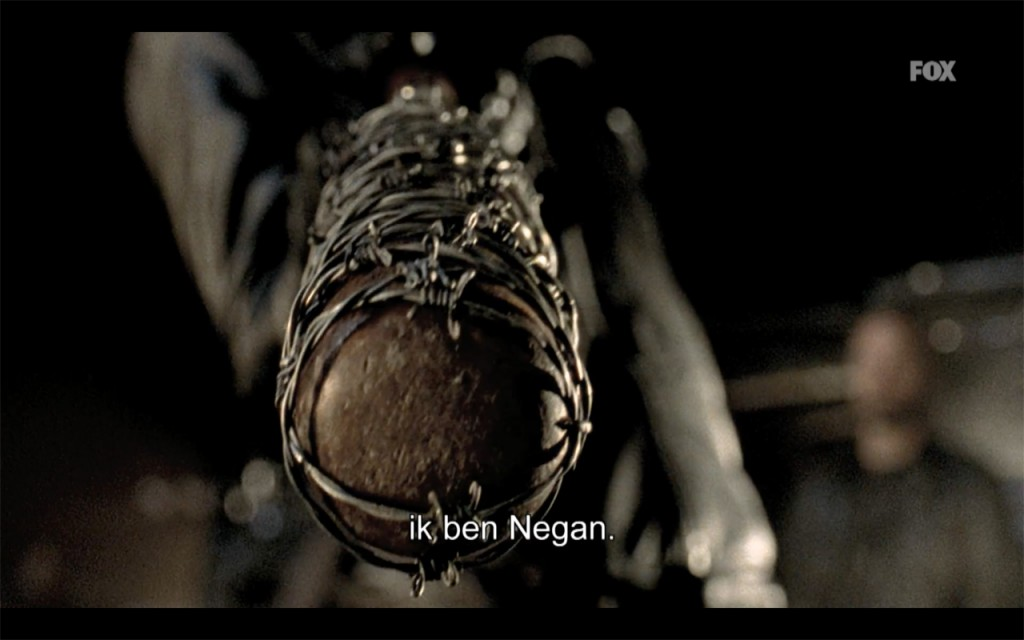 The Walking Dead Negan 2