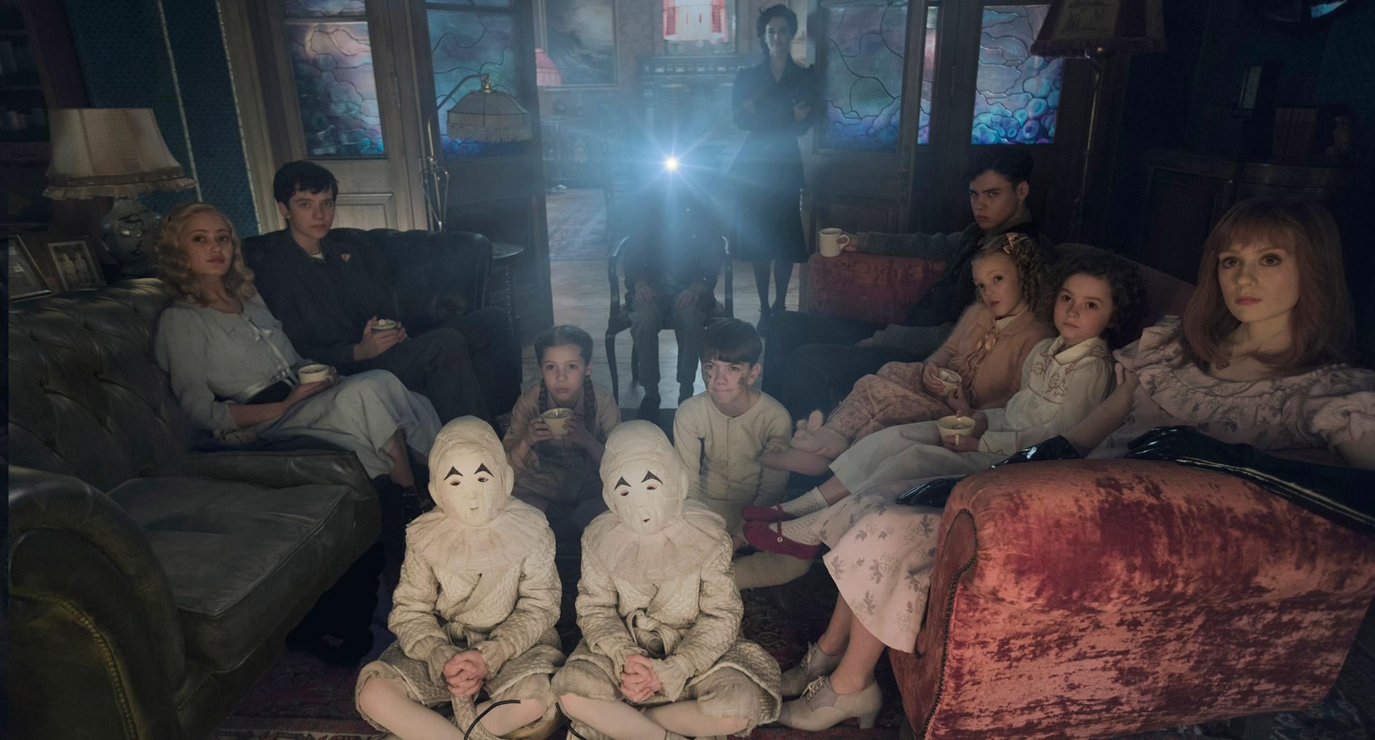 """""""Osobliwy dom Pani Peregrine"""" – trailer nowego filmu Tima Burtona zapowiada ekscytujące widowisko"""