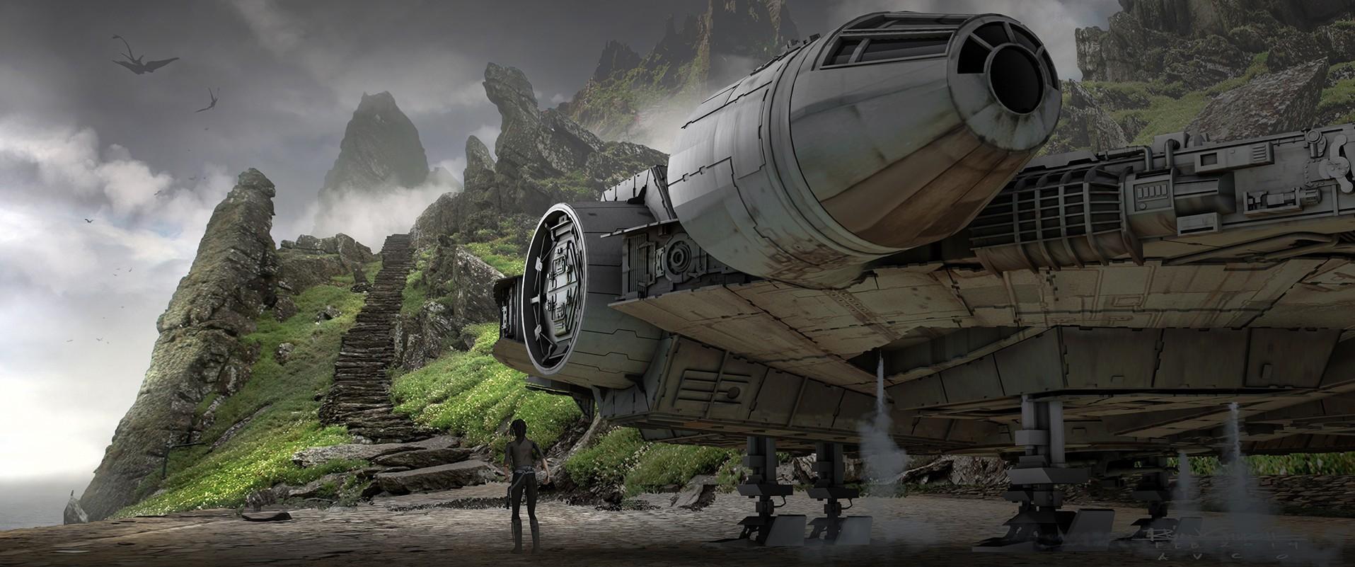 Gotowi na pierwsze zdjęcia z planu Star Wars: Episode VIII? Klimat uległ radykalnej zmianie