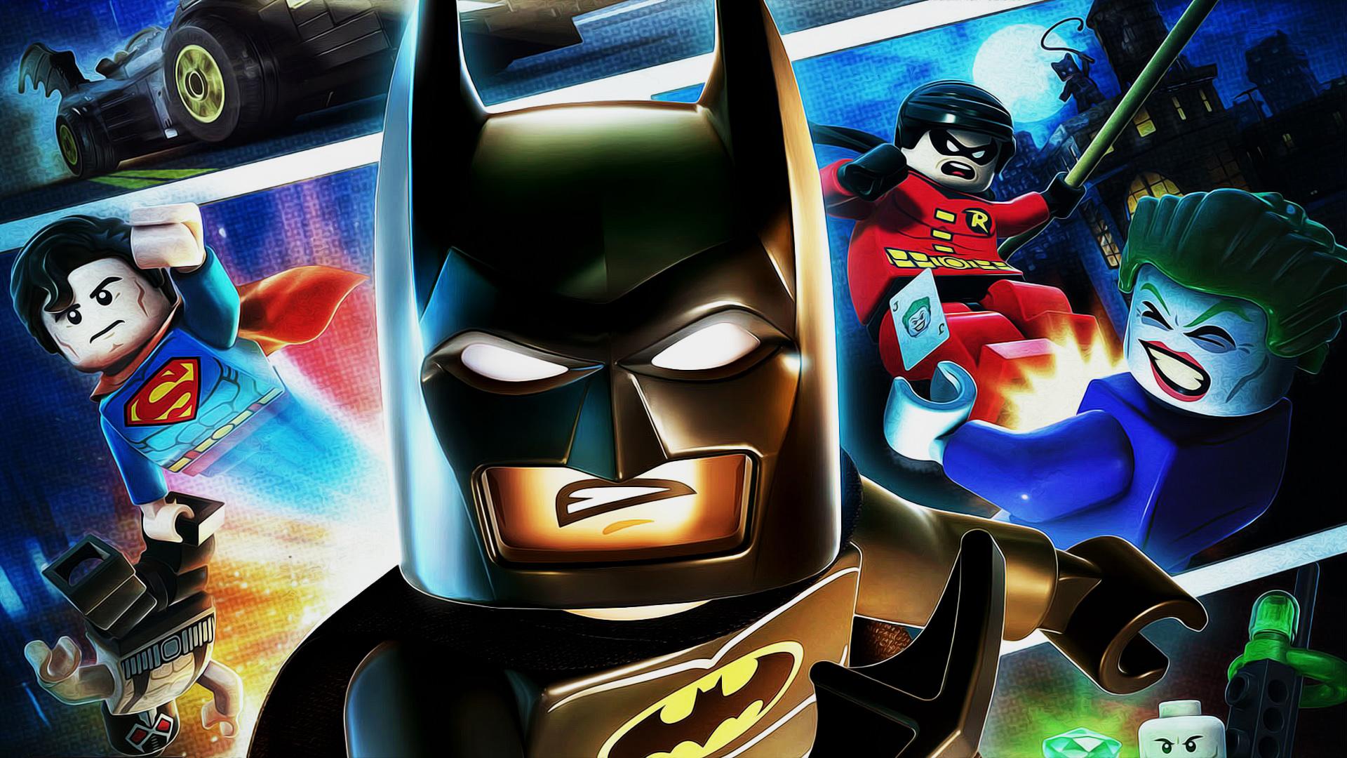 """Krótki spacer po historii Batmana w drugim zwiastunie """"The Lego Batman Movie"""""""