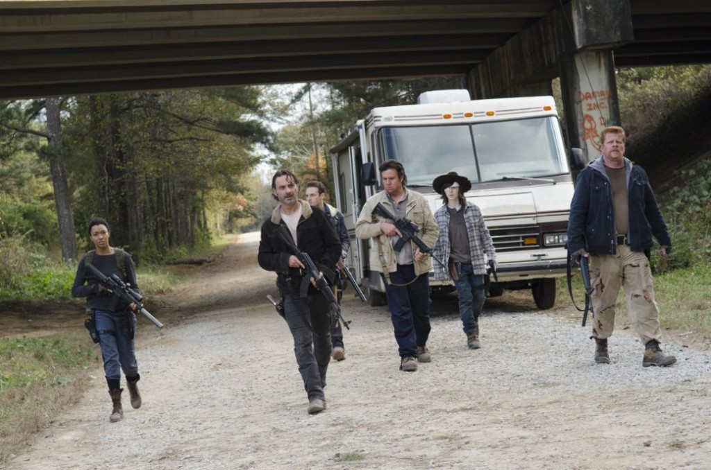 the walking dead sezon 6 finał
