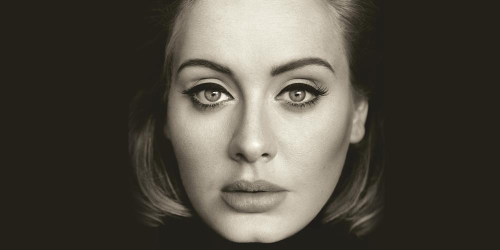 """One Direction i Bieber przesuwali premiery płyt dla tego krążka. Album """"25"""" Adele wylądował w Spotify i TIDAL-u!"""