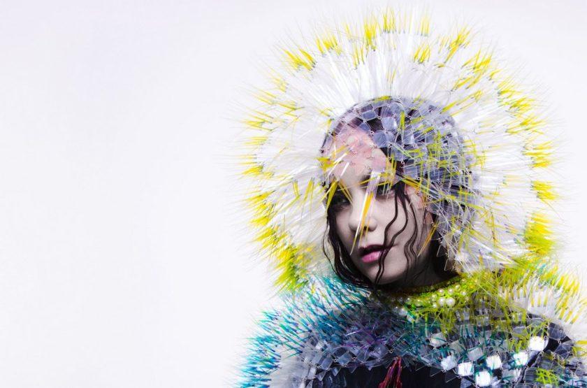 Björk prezentuje pierwszy w historii album muzyczny w technologii Virtual Reality
