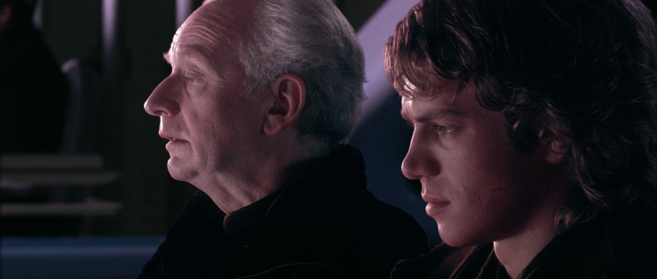 anakin and palpatine relationship