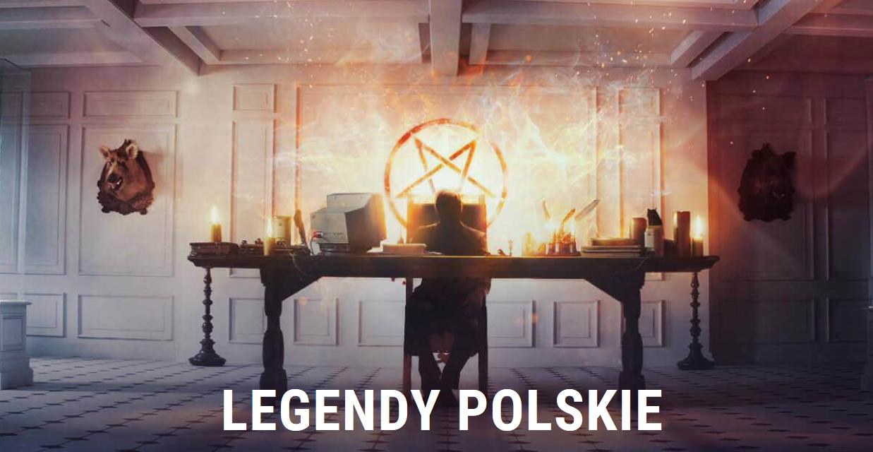 Legendy Polskie wracają. Tym razem czas na audiobooka i ebooka