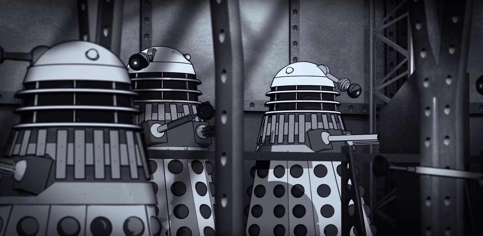 """""""Doktor Who"""" – utracone odcinki sprzed 50 lat obejrzymy w formie serialu animowanego"""