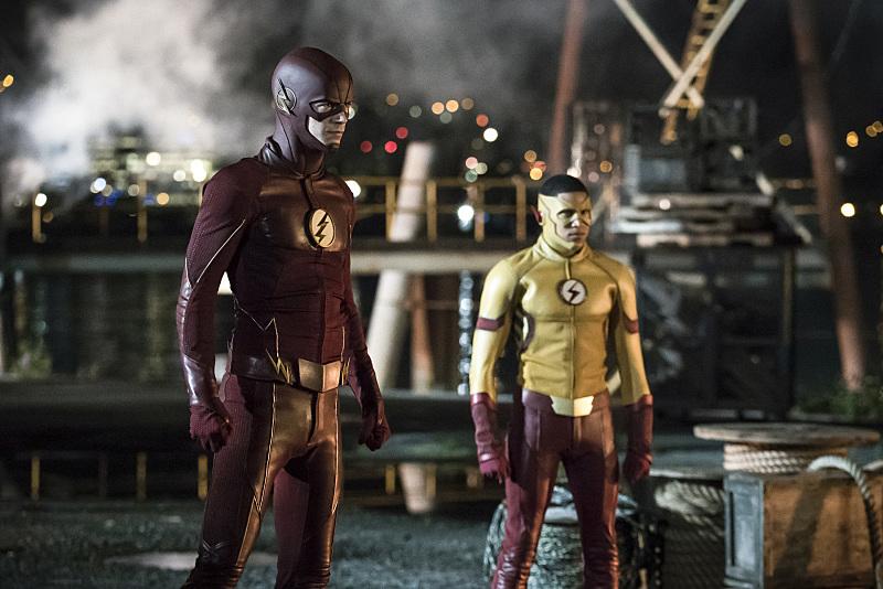 """""""The Flash"""" powraca w oparach absurdu. Główny bohater to masowy morderca"""