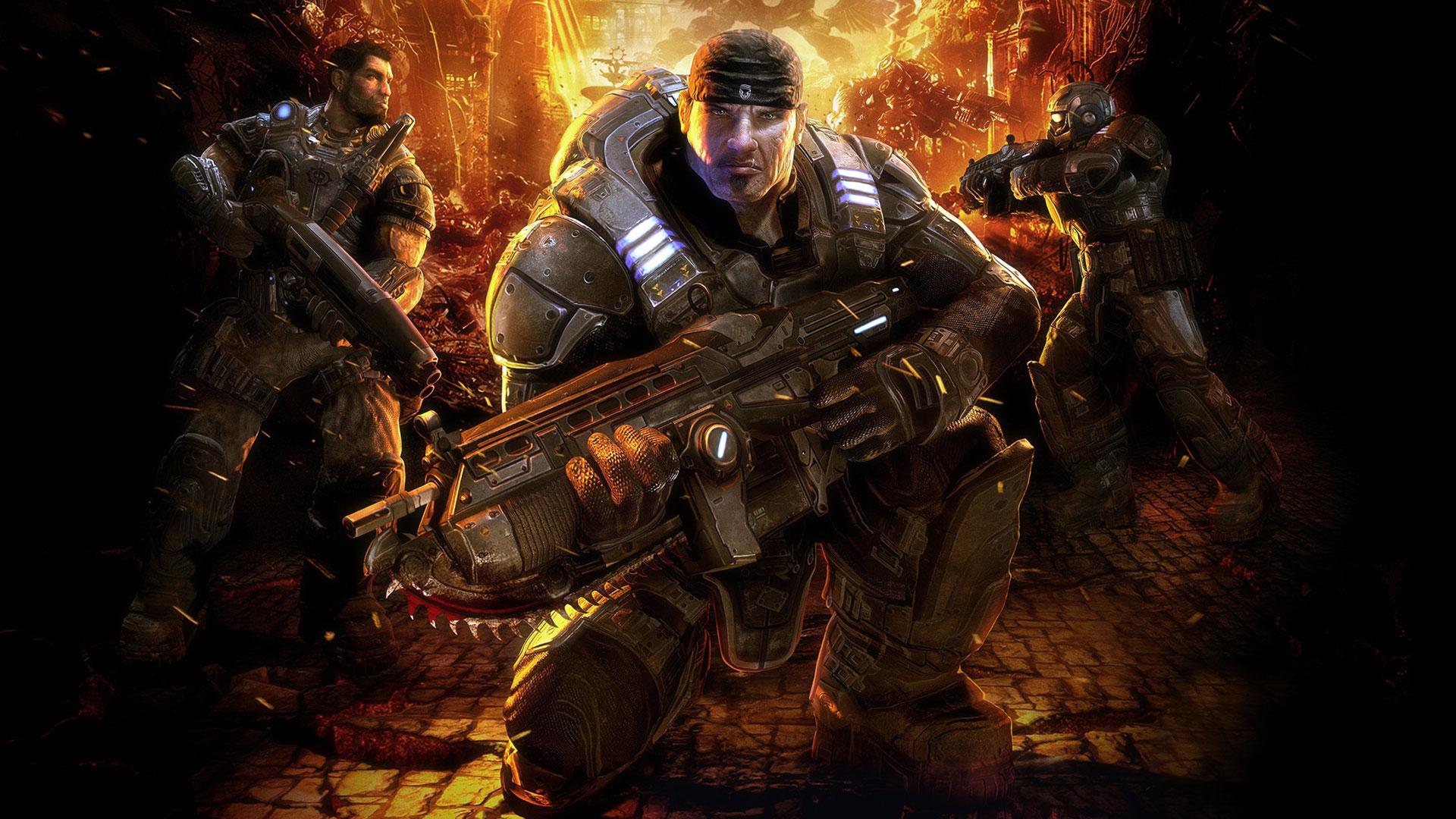 """""""Gears of War"""" zmierza do kin. Będzie film"""