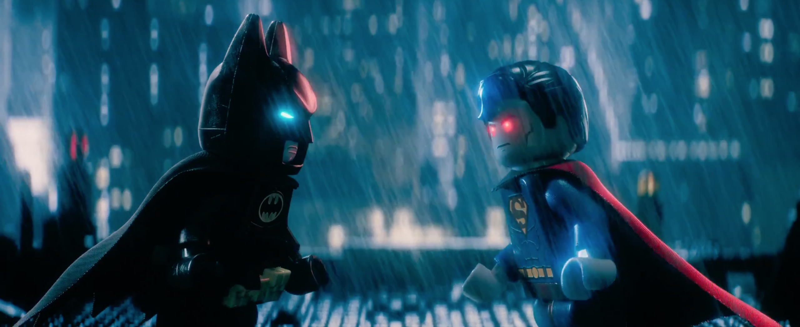 """Nowy zwiastun """"The LEGO Batman Movie"""" sprzedał mi ten film. Jednak idę do kina"""
