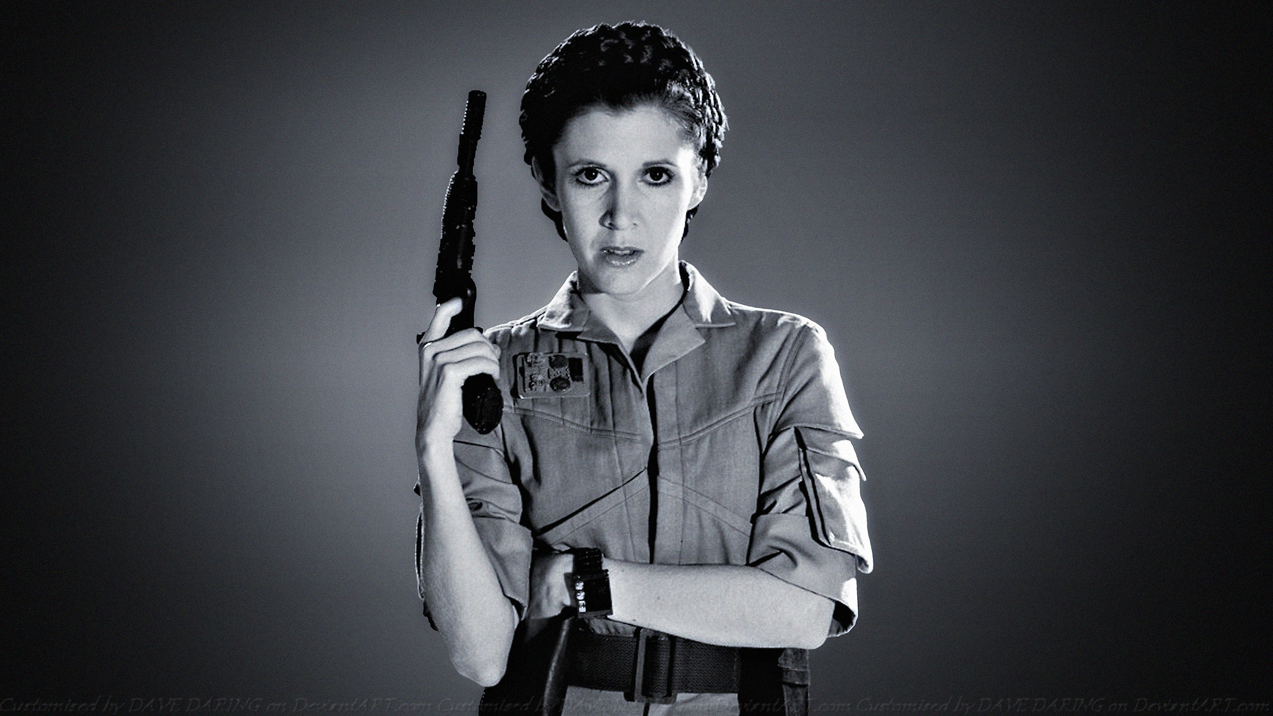 Carrie Fisher odeszła