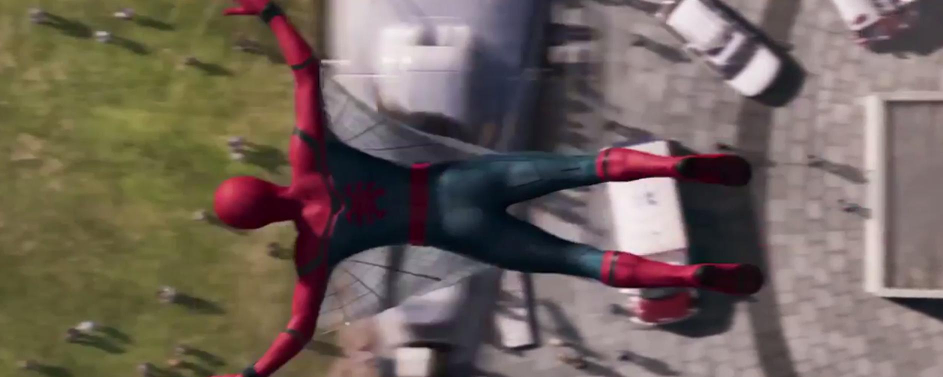 """Jest już pierwszy teaser """"Spider-Man: Homecoming"""""""
