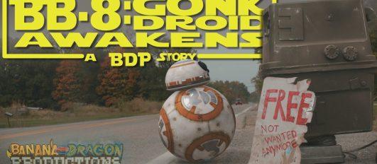Gwiezdne wojny: Przebudzenie Gonka. Nowa nadzieja dla starego droida w uroczym fanowskim wideo