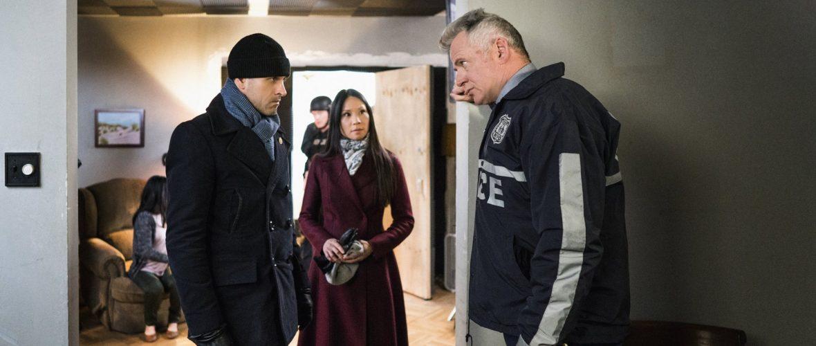 Sherlock znów w Nowym Jorku, czyli Elementary wraca po przerwie