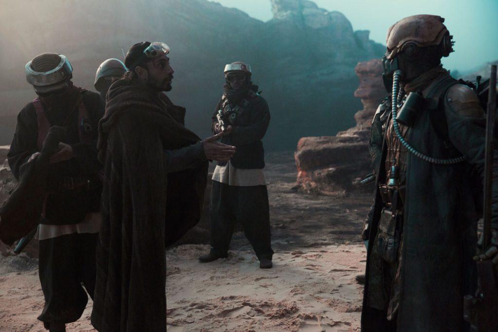 Łotr 1 - Rogue One - usunięte sceny