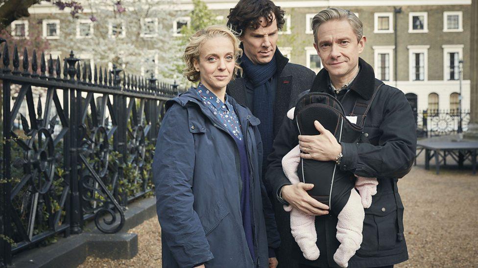 """Otwarcie czwartego sezonu serialu """"Sherlock"""" to jak na razie tylko obietnica"""