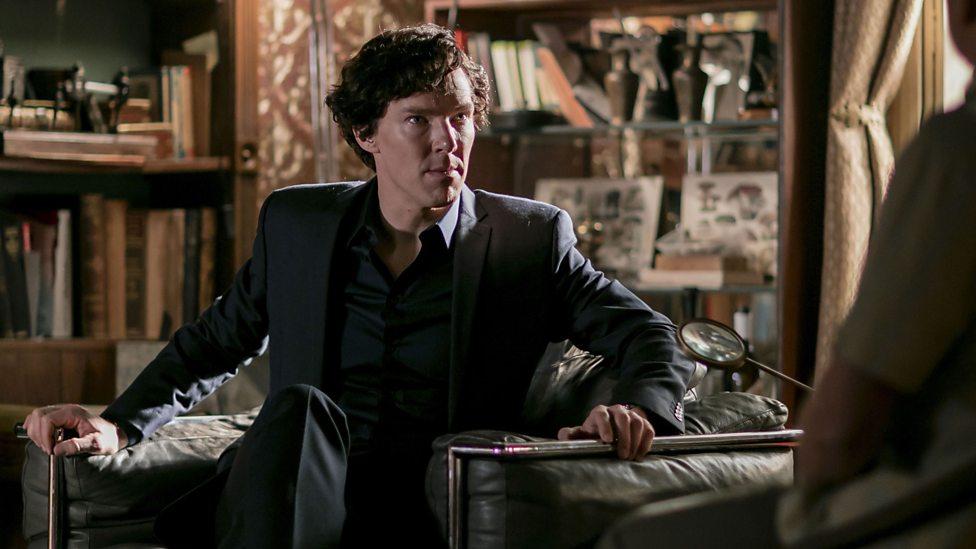 Sherlock - 4 sezon - pytania