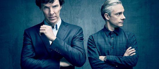 Sherlock nigdy nie budził takich emocji jak w finale. Ależ będę tęsknił za tą parą!