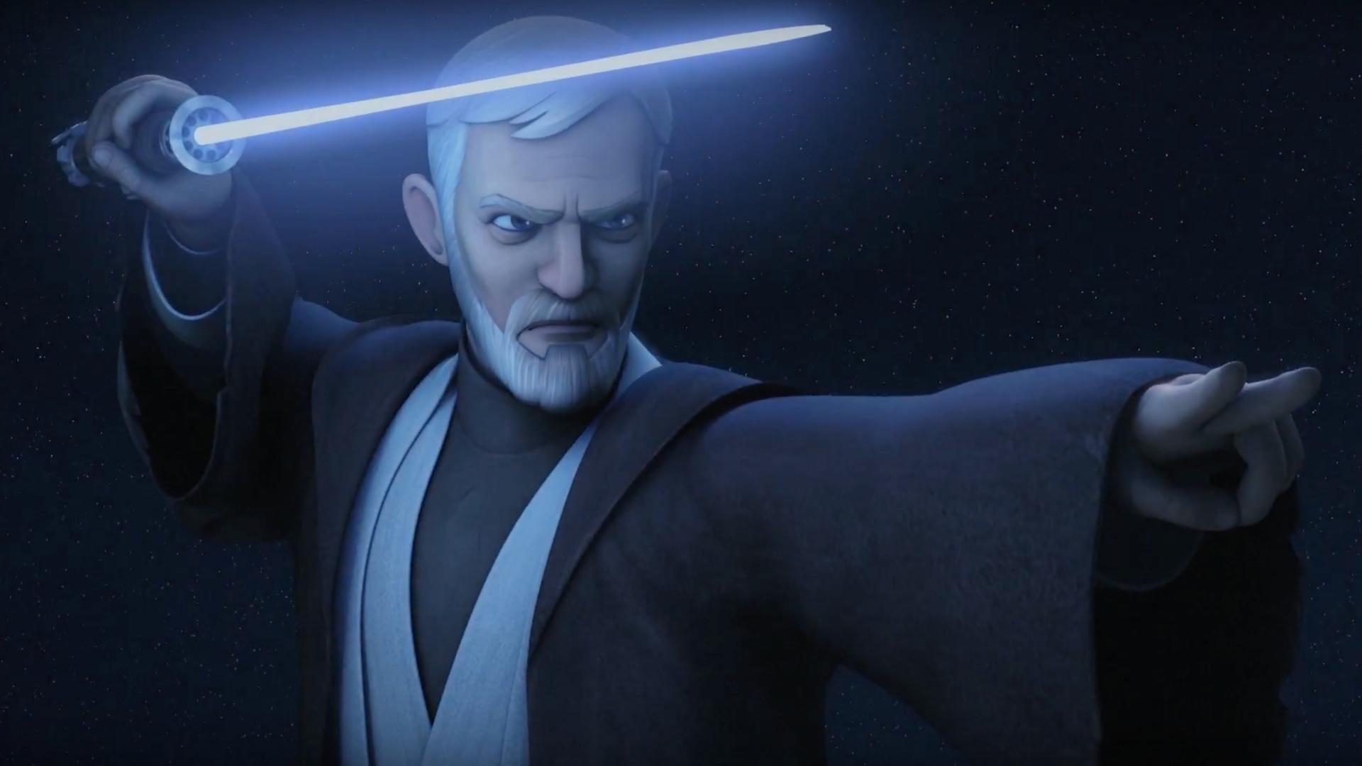 Twórcy Star Wars Rebels jadą po bandzie. Obi-Wan ponownie zmierzy się ze starym przeciwnikiem