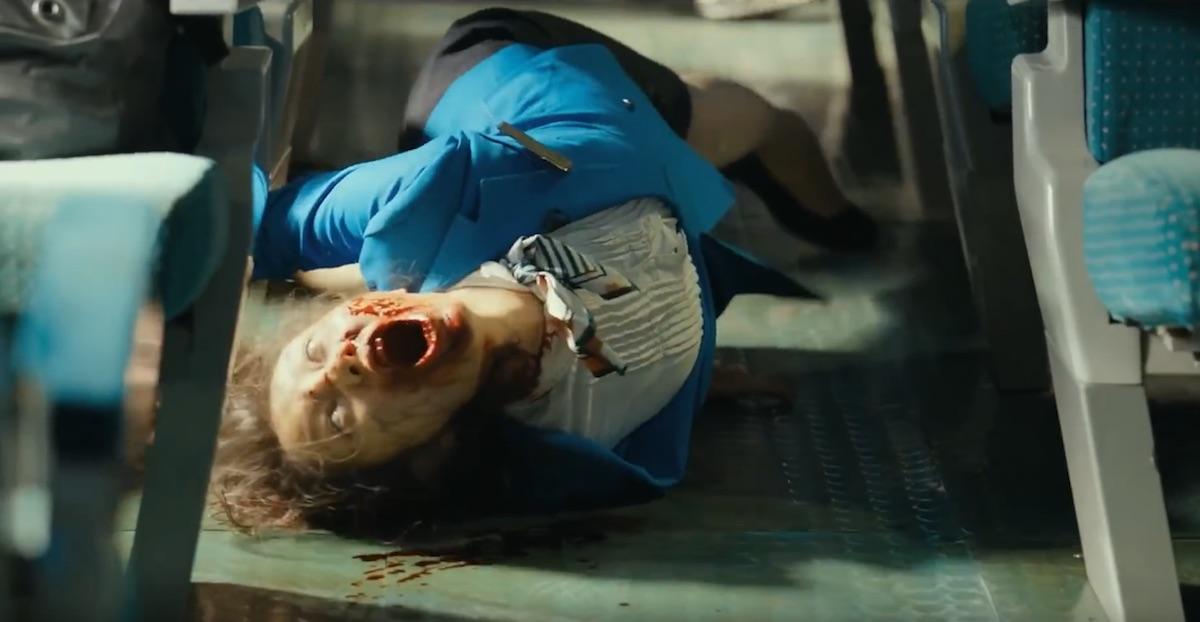zombie express poci�g do busan wyrusza i lepiej się