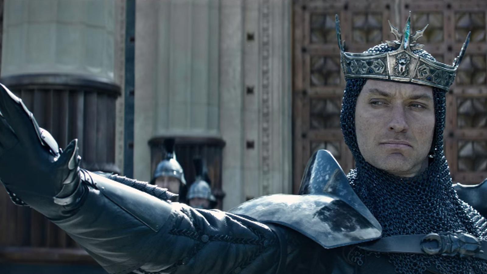 Zwiastun Filmu King Arthur Legend Of The Sword Jest Fatalny