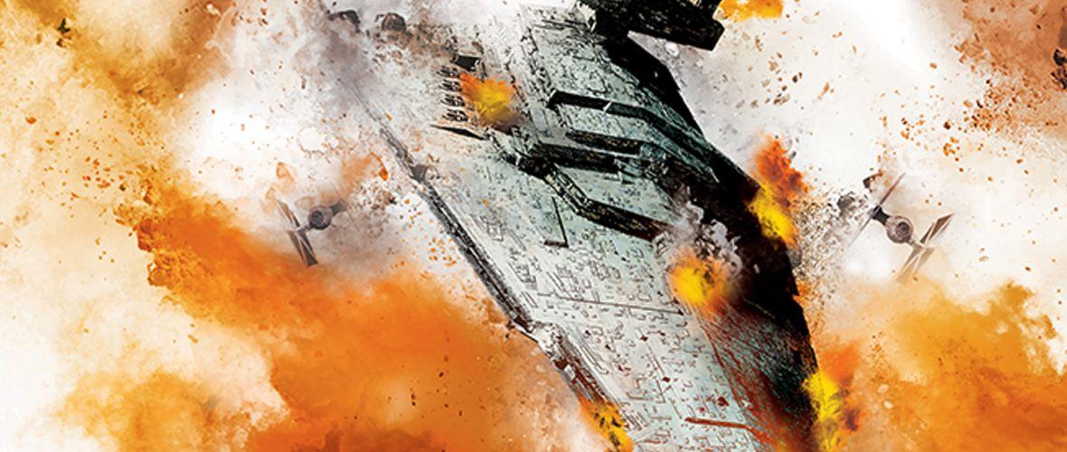 Koniec Imperium i początek czegoś nowego. W Empire's End pojawi się Ben Solo, czyli filmowy Kylo Ren