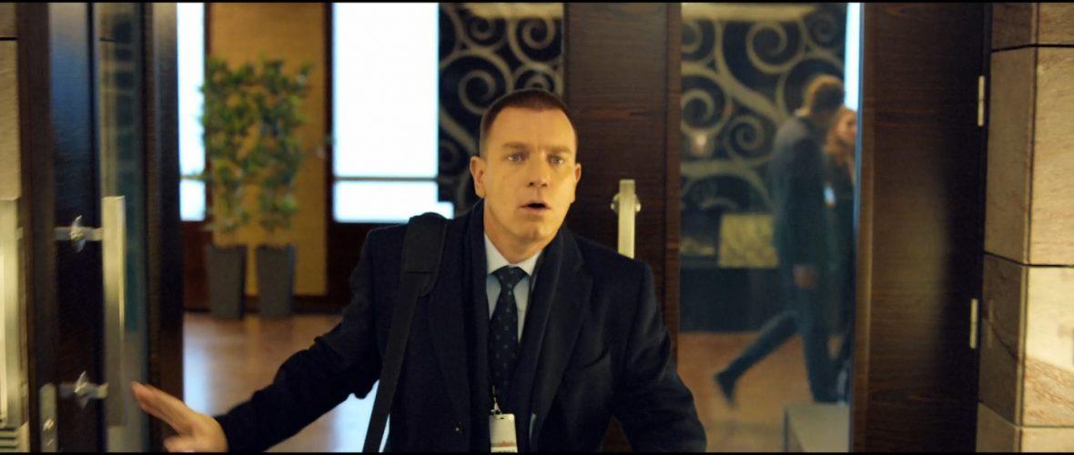 """Ewan McGregor w filmie Patryka Vegi? Tak, aktor wystąpił w filmie """"Czerwony punkt"""""""