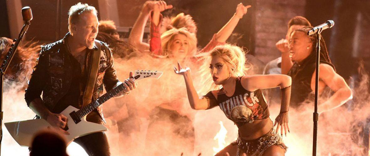 Lady Gaga i Metallica nie zakończyli współpracy, wspólny występ to dopiero początek