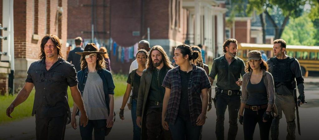 The Walking Dead s07e09 recenzja