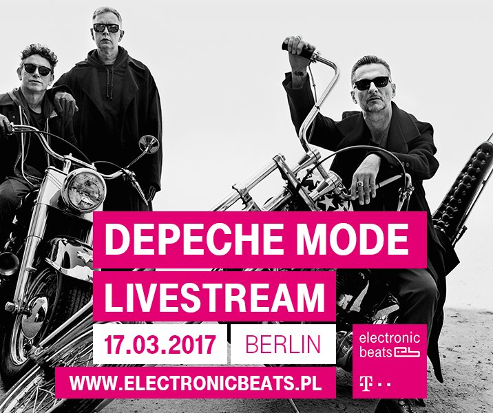Depeche Mode na żywo
