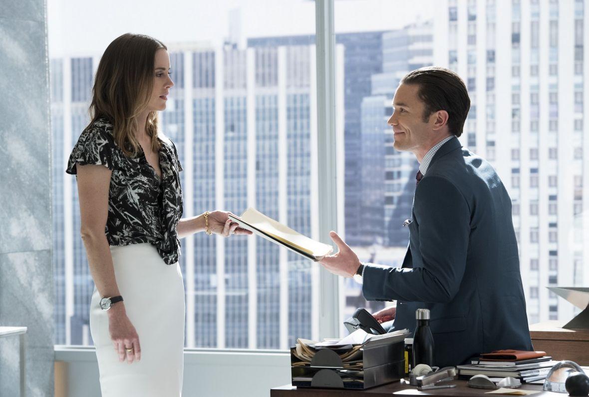 Jessica Stroup i Tom Pelphrey – inna i nie-komiksowa strona serialu Iron Fist