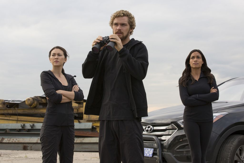 Recenzja Iron Fist - Marvel i Netflix