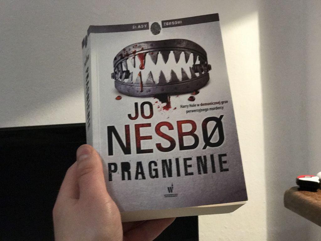 Recenzja książki Pragnienie - 11. tom - Harry Hole, Jo Nesbo