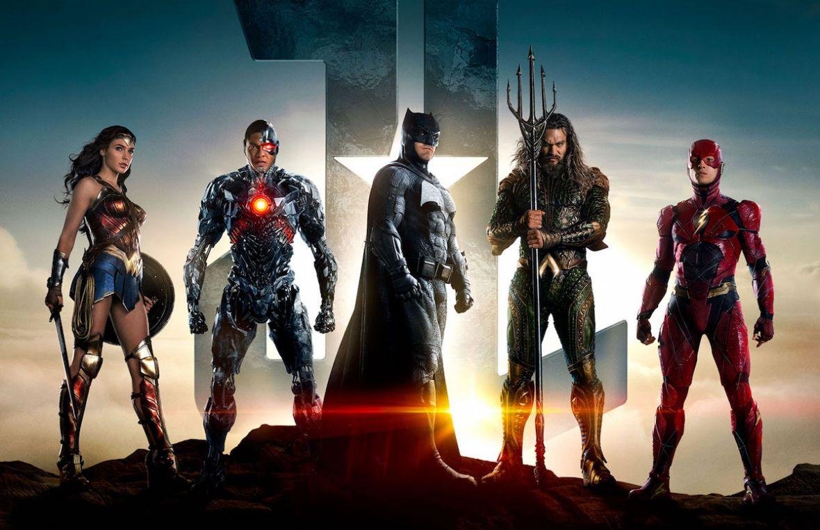 Justice League w VR i animowana Wonder Woman – tak DC promuje nowe filmy