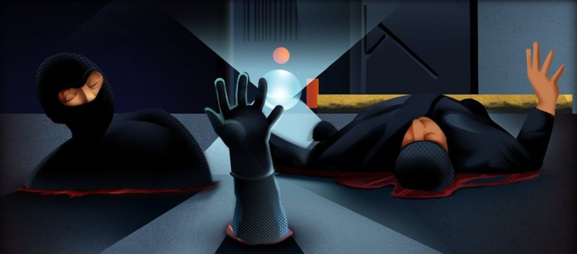Legion: Chapter 5. David Haller wreszcie pokazał mroczną stronę
