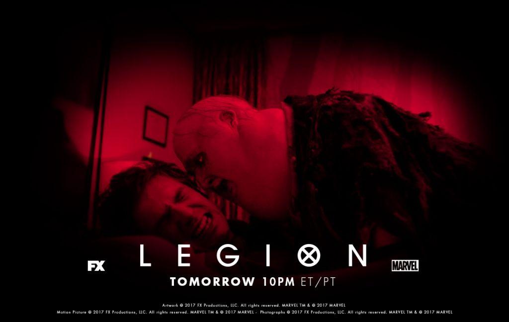 Recenzja Legion: Chapter 7 - diabeł