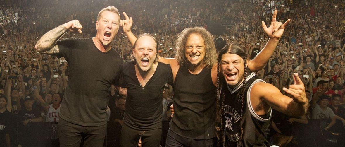 Metallica deklaruje: nasza dyskografia pozostanie na wszystkich usługach muzycznych